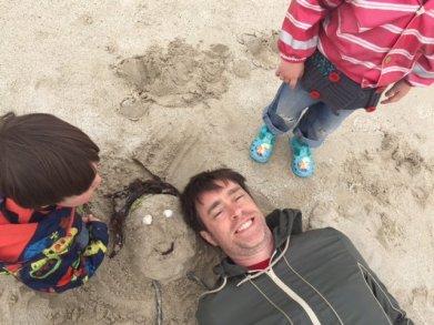 Andrew Uig beach